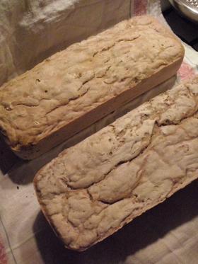 Pieczenie chleba wg przepisu Liski